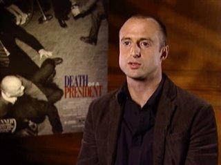GABRIEL RANGE (DEATH OF A PRESIDENT)- Interview Video Thumbnail