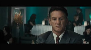 Gangster Squad Trailer Video Thumbnail