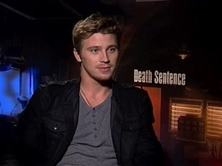 garrett-hedlund-death-sentence Video Thumbnail