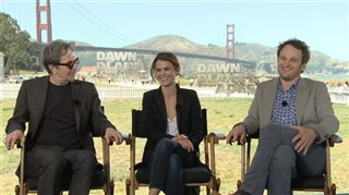 gary-oldman-keri-russell-jason-clarke-dawn-of-the-planet-of-the-apes Video Thumbnail