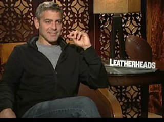 george-clooney-leatherheads Video Thumbnail