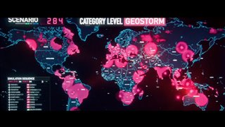 Geostorm - Trailer #2 Video Thumbnail