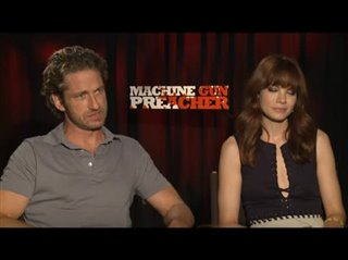 gerard-butler-michelle-monaghan-machine-gun-preacher Video Thumbnail