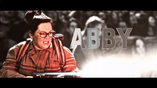 """Ghostbusters featurette - """"Abby"""" Video Thumbnail"""