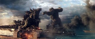 GODZILLA VS. KONG Trailer Video Thumbnail