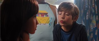 "'Good Boys' Movie Clip - ""Max Practices Kissing the Doll"" Video Thumbnail"