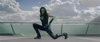 Guardians of the Galaxy featurette - Gamora Video Thumbnail
