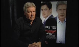 Harrison Ford (Extraordinary Measures) - Interview Video Thumbnail