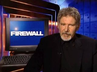 HARRISON FORD (FIREWALL) - Interview Video Thumbnail