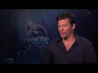 Harry Connick Jr. (Dolphin Tale) - Interview Video Thumbnail