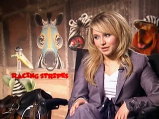hayden-panettiere-racing-stripes Video Thumbnail