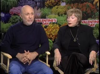 Hector Elizondo & Shirley MacLaine (Valentine's Day) - Interview Video Thumbnail