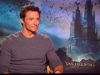 HUGH JACKMAN - Interview Video Thumbnail