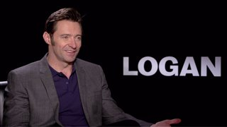 Hugh Jackman Interview - Logan Video Thumbnail