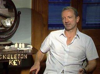 IAIN SOFTLEY - THE SKELETON KEY- Interview Video Thumbnail