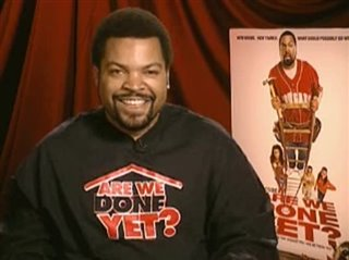 ICE CUBE (ARE WE DONE YET?) - Interview Video Thumbnail