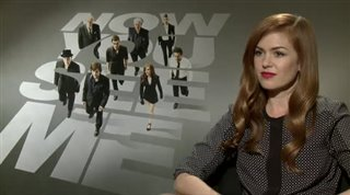 Isla Fisher (Now You See Me)- Interview Video Thumbnail