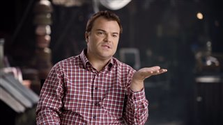 jack-black-interview-jumanji-welcome-to-the-jungle Video Thumbnail