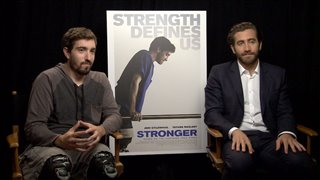 jake-gyllenhaal-jeff-bauman-interview-stronger Video Thumbnail
