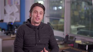james-franco-interview-why-him Video Thumbnail