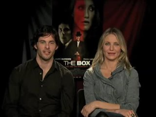 James Marsden & Cameron Diaz (The Box)- Interview Video Thumbnail