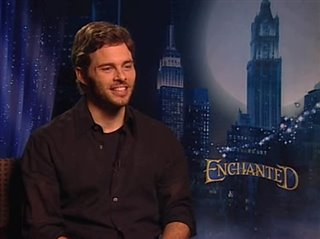 James Marsden (Enchanted)- Interview Video Thumbnail
