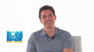 James Marsden on his character Tim in 'The Boss Baby: Family Business' - Interview Video Thumbnail