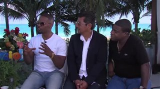 jamie-foxx-tracy-morgan-george-lopez-rio-2 Video Thumbnail