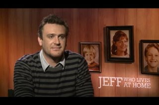 Jason Segel (Jeff, Who Lives at Home) - Interview Video Thumbnail