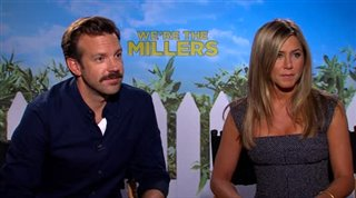 jason-sudeikis-jennifer-aniston-were-the-millers Video Thumbnail