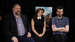 jay-baruchel-america-ferrera-dean-deblois-how-to-train-your-dragon-2 Video Thumbnail