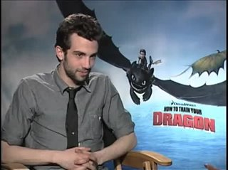 Jay Baruchel (How to Train Your Dragon)- Interview Video Thumbnail