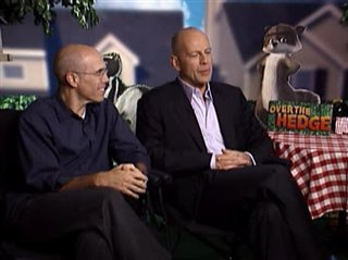 jeffrey-katzenberg-bruce-willis-over-the-hedge Video Thumbnail