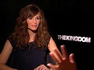 Jennifer Garner (The Kingdom) - Interview Video Thumbnail