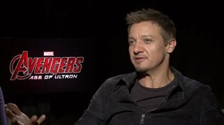 jeremy-renner-cobie-smulders-avengers-age-of-ultron Video Thumbnail