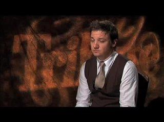Jeremy Renner (The Hurt Locker)- Interview Video Thumbnail