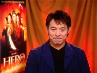 JET LI - HERO- Interview Video Thumbnail