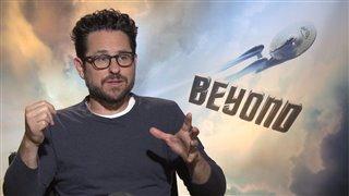 J.J. Abrams Interview - Star Trek Beyond Video Thumbnail