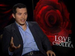 John Leguizamo (Love in the Time of Cholera) - Interview Video Thumbnail