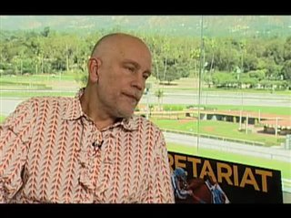 John Malkovich (Secretariat)- Interview Video Thumbnail