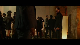 john-wick-chapter-2-movie-clip---you-working Video Thumbnail
