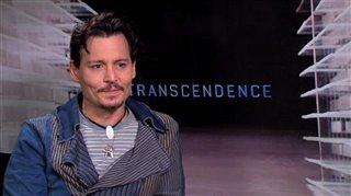 Johnny Depp (Transcendence)- Interview Video Thumbnail
