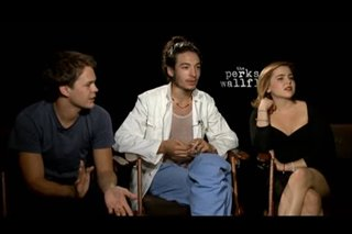 johnny-simmons-ezra-miller-mae-whitman-the-perks-of-being-a-wallflower Video Thumbnail