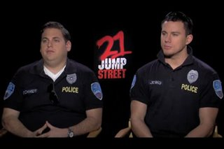 Jonah Hill & Channing Tatum (21 Jump Street) - Interview Video Thumbnail