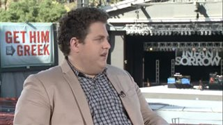 Jonah Hill (Get Him to the Greek) - Interview Video Thumbnail