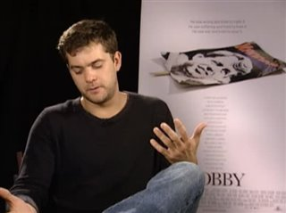JOSHUA JACKSON (BOBBY) - Interview Video Thumbnail