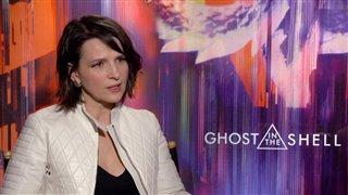 juliette-binoche-interview-ghost-in-the-shell Video Thumbnail