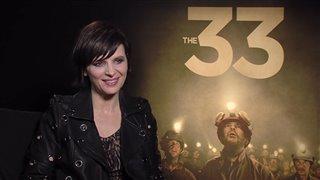 Juliette Binoche - The 33 - Interview Video Thumbnail
