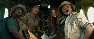 'Jumanji: The Next Level' - Trailer #1 Video Thumbnail
