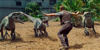 Jurassic World Trailer Video Thumbnail
